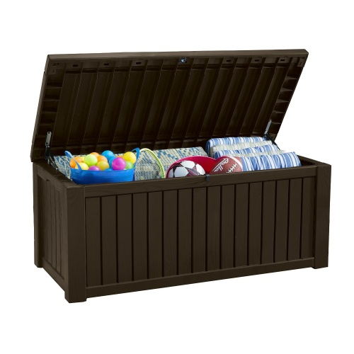 Outdoor Storage Cabinet - Storage Bins