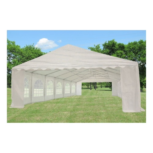 40'x20' Outdoor Tent - Heavy Duty Party Wedding Canopy Carport Shelter - By DELTA Canopies