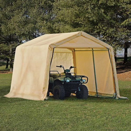 Outdoor Storage Canopy : Outdoor storage tent shed