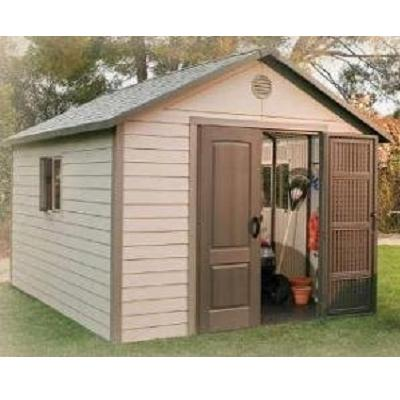 Outdoor Storage - Storage Buildings