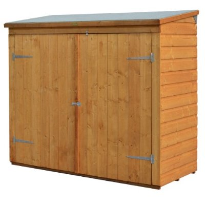 Outdoor Storage - Wood Sheds